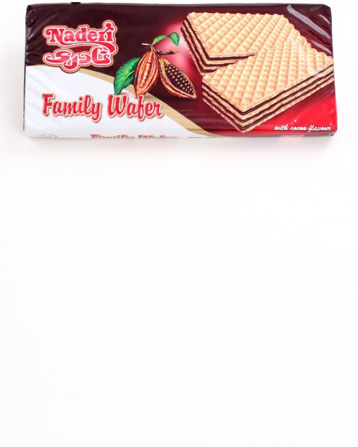 Naderi Family Wafer Cocoa Flavor