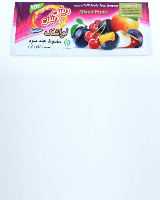 DishDish Mixed Fruits Purple Package