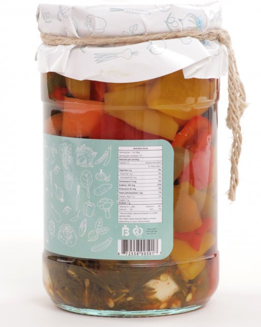 Kimia Mediterranean Mixed Pickles