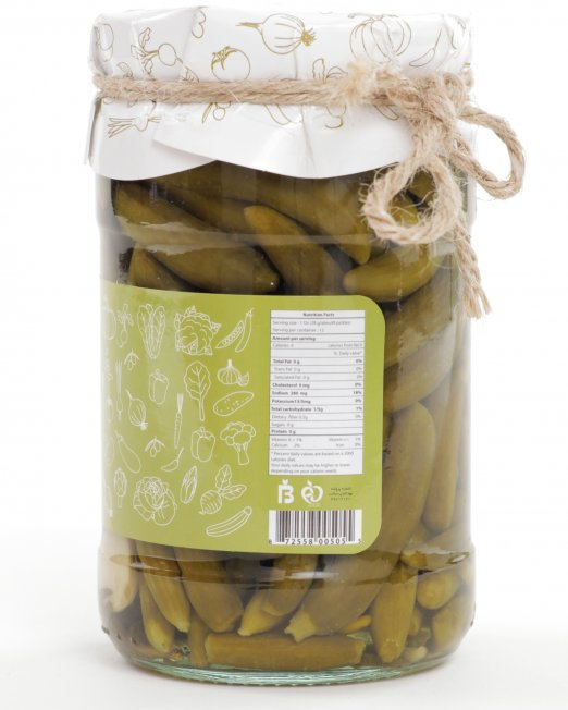 Kimia Pickles Cucumbers Extra Fancy