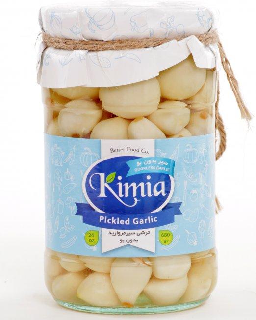 Kimia Pickles Garlic
