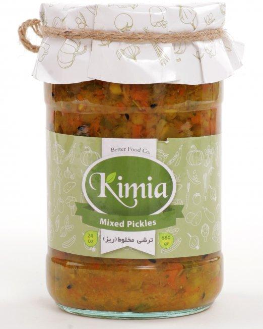 Kimia Mixed Pickles