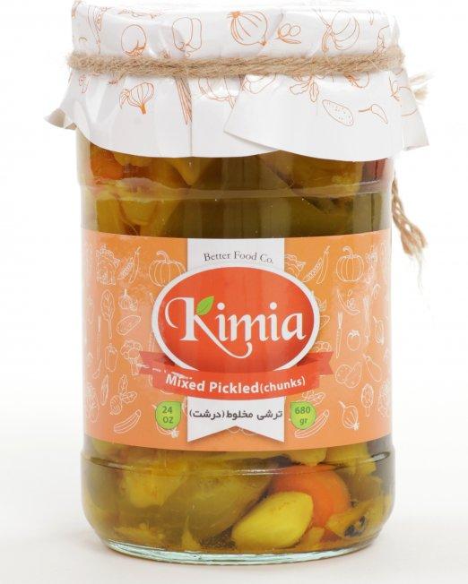 Kimia Mixed Pickles (chunks)
