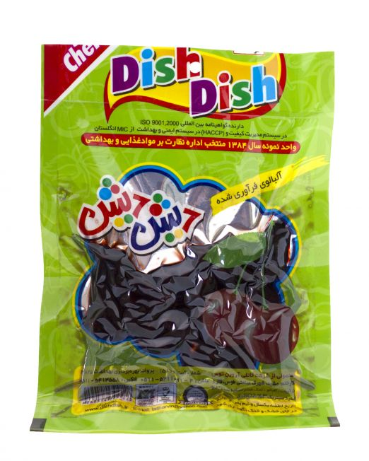 DishDish Sour Cherry Paste w Pits-6