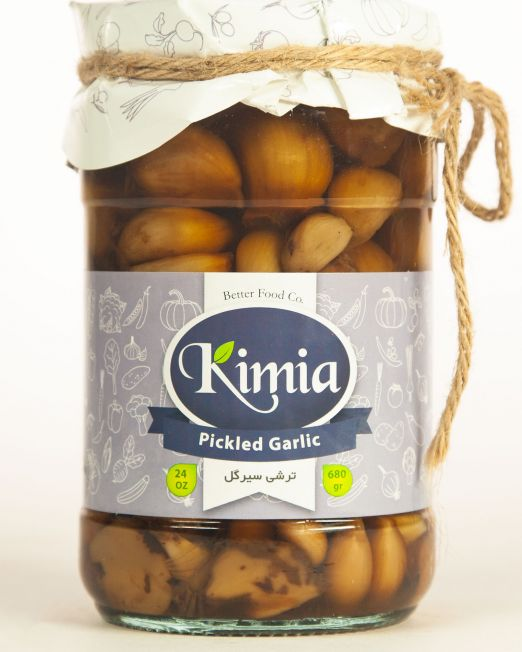 Kimia Aged Pickled Garlic