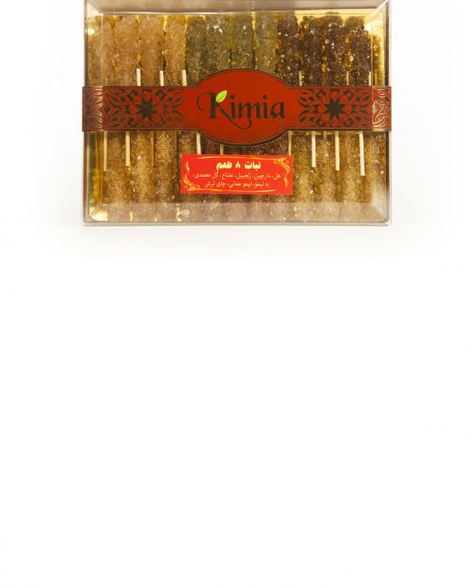 Kimia Herbal Rock Candy on Stick - 24