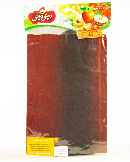 DishDish Fruit Rolls Clear Bag-30