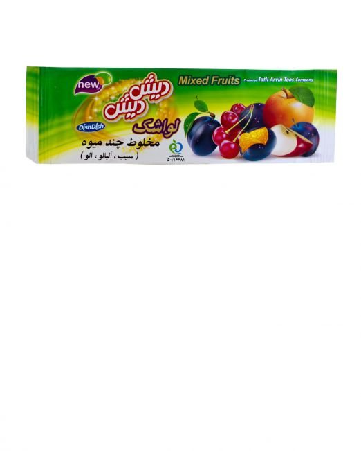 DishDish Fruit Rolls Mini