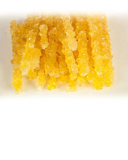 Kimia Bulk Saffron Rock Candy