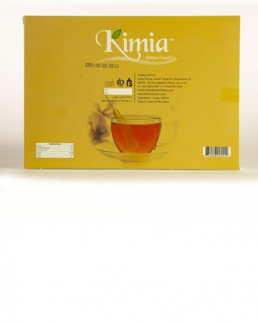 Kimia Saffron Rock Candy - 24 in White Box