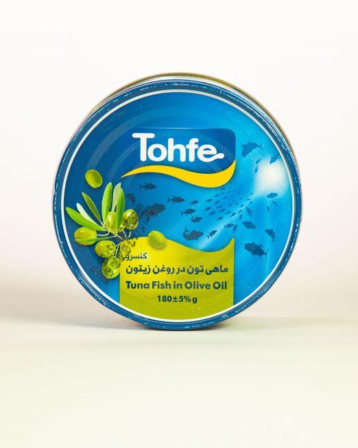 Persian Tuna in Olive Oil