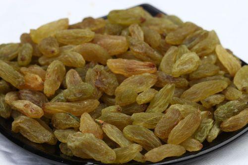 Persian Green Raisins (Keshmesh sabz kashmar)